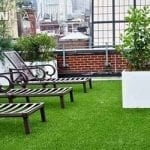 Fake Grass Installation in Garden Or Home