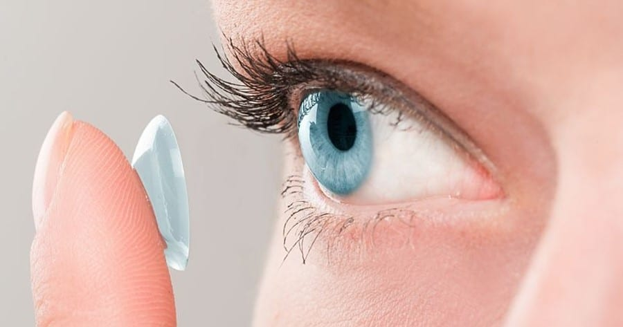 The best contact lenses for dry eye syndrome