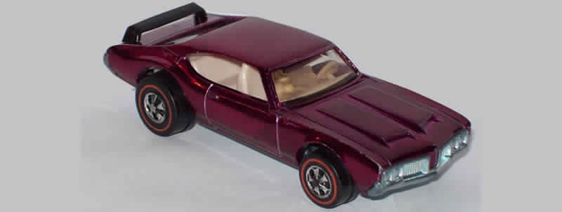The Rarest And The Most Desirable Redline Hot Wheels Cars