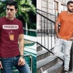 Wear Different Types Of T-Shirts In Different Styles
