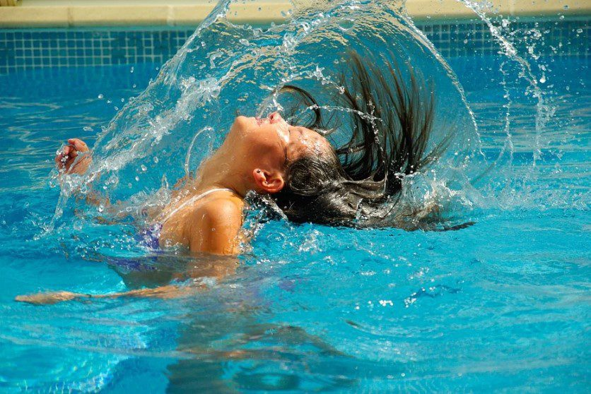 How Swimming Relieve Stress in Females