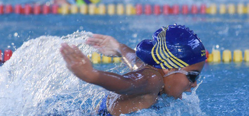 Why Swimming is good for Stress in Females