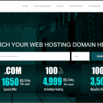 Commencement of Web Hosting Services in Pakistan