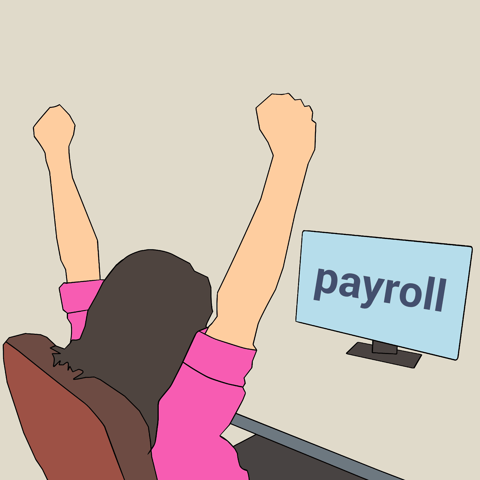 How Online Payroll can Help Boost Business Productivity
