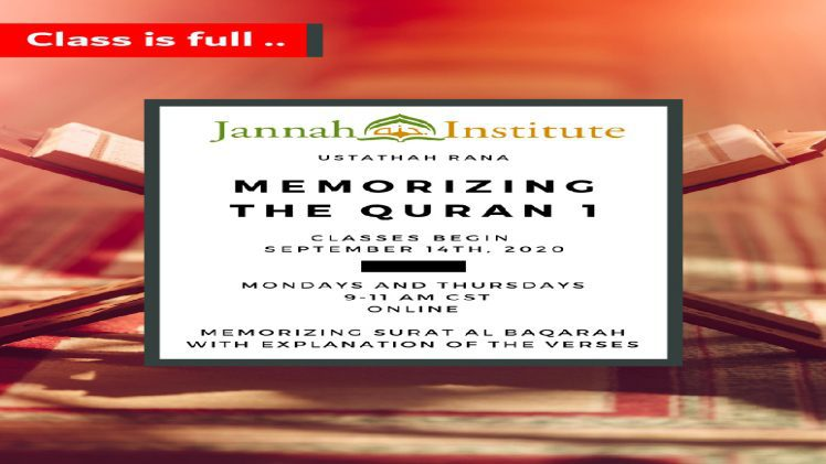 Online Quran Tuition: Pave Path to Jannah