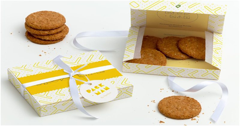 The Rank of Cookies Boxes in Consumer's Market