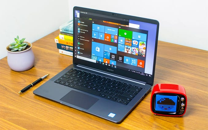 HONOR Light and Thin Laptop