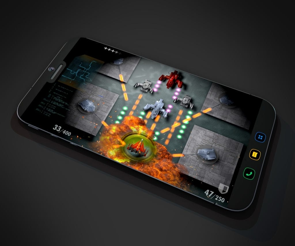 Advantages of Gaming Apps on Mobile Phones