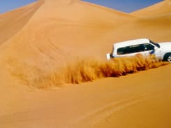 Dubai Desert Safari's Confidential Approach