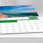 How Custom made calendars can attract more customers.