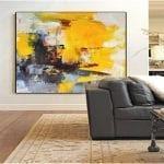 How to Choose the Right Paintings for Your Living Room