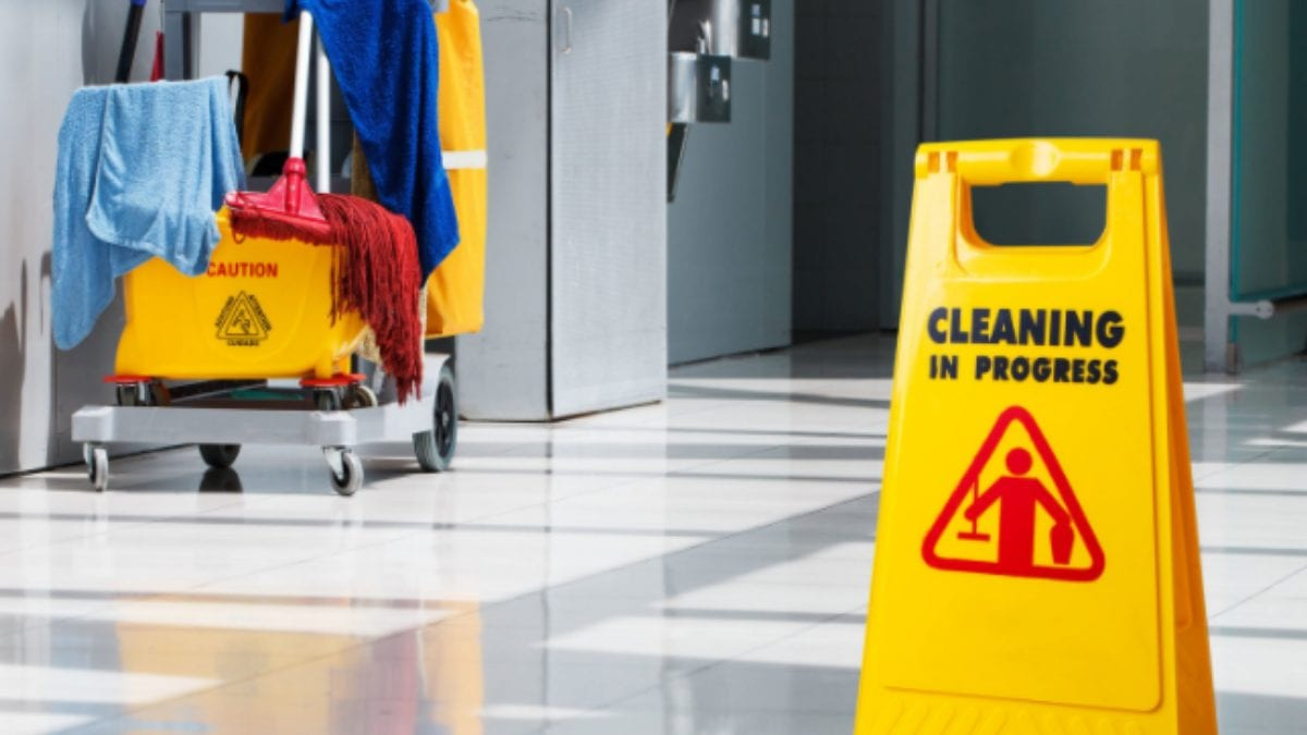 Services in New York to Keep Your Workplace Clean