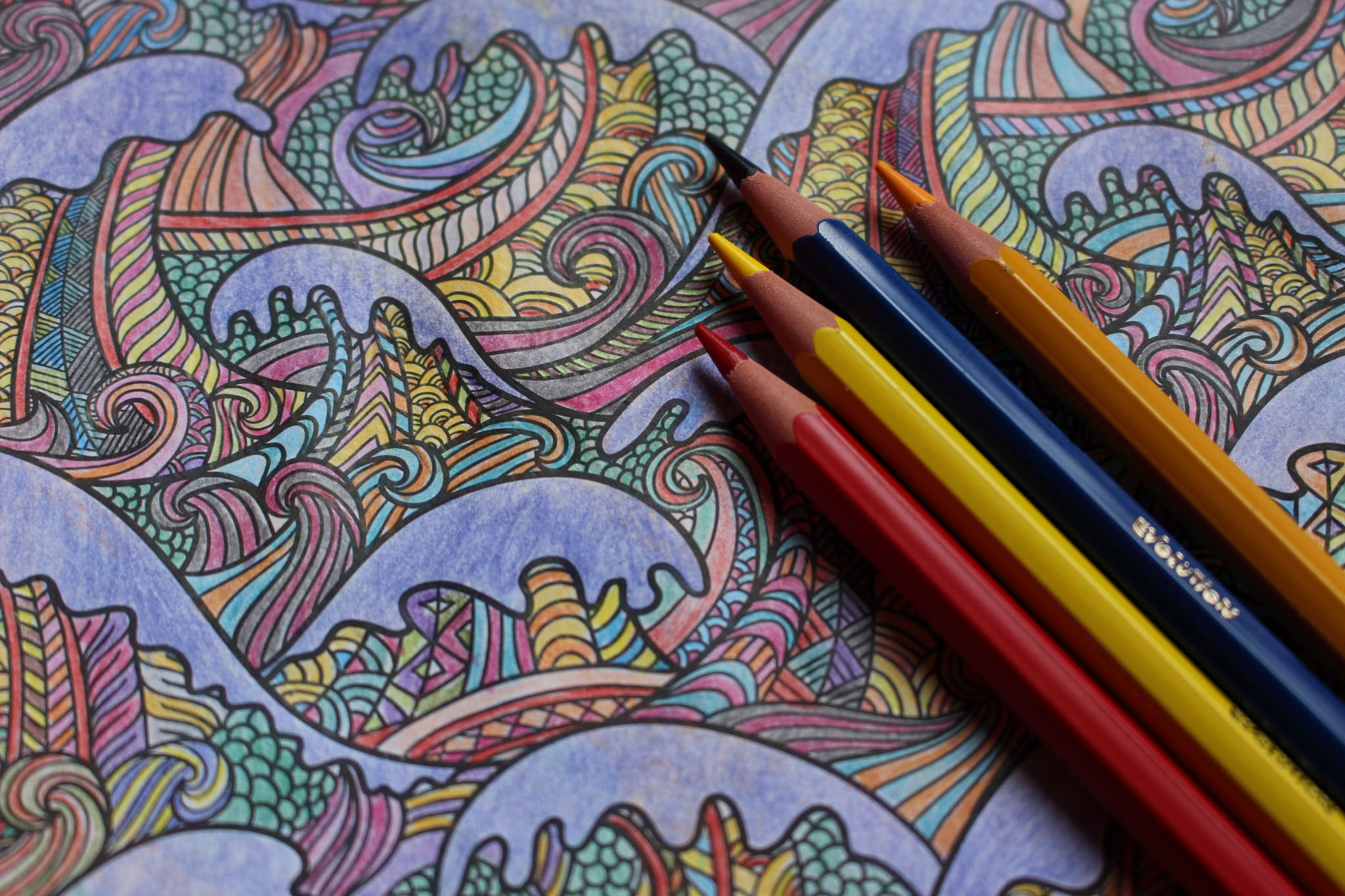 What Is The Benefits Of Adult Coloring Book