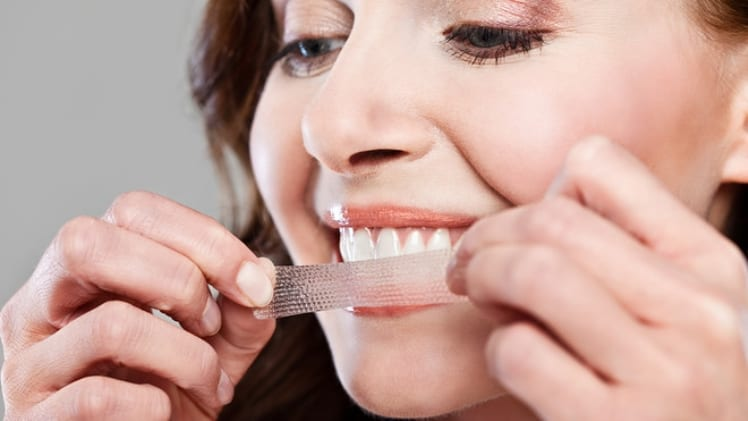Frequently Asked Questions Regarding Teeth Whitening Strips