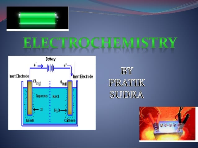 NCERT Solutions for Class 12 - Electrochemistry and Chemical kinetics