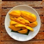 Mango mousse recipe that you can make at home.