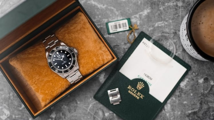The significance of Boxes while buying the watches