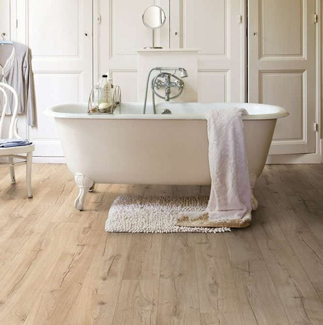 Laminate Flooring Is A Good Option For High Traffic Areas