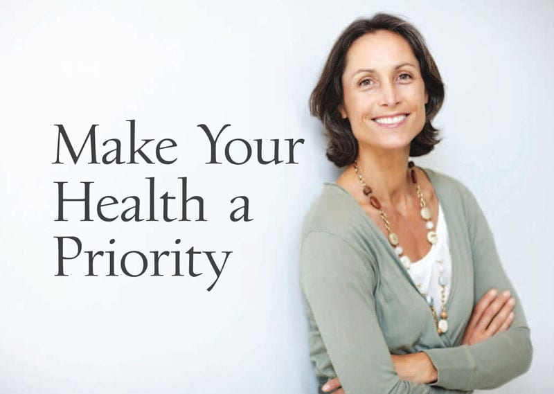 5 Simple Ways to Make Your Health a Priority