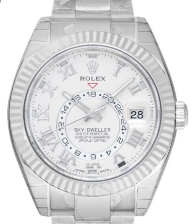 6 Rolex Sky-Dweller Models That Would Be A Great Addition To Your Collection