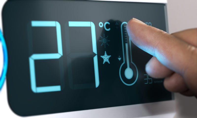 Which thermostats work with Alexa