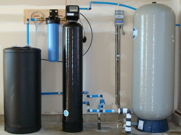 How do water filtration systems work?