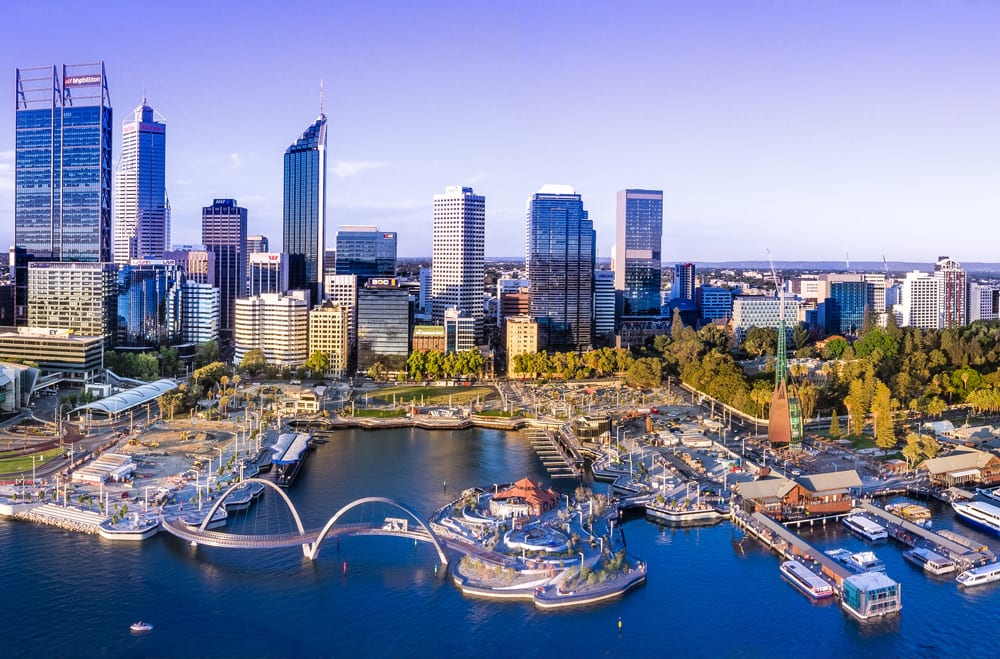 travel to perth