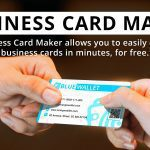 Core Elements of a Simple Business Card Design