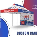 Top Tips on How to Prepare a Custom Canopy Tent in 2021