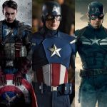 Wear Captain America Suit To The Party