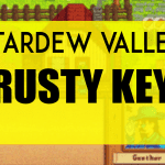 All you need to know about the Stardew Valley Rusty key