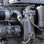The Components of a diesel engine