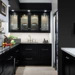 How and Why to Choose Black Kitchen Cabinets
