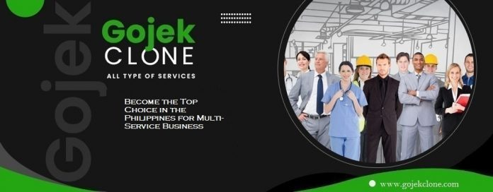 Gojek Clone: Become the Top Choice in the Philippines for Multi-Service Business
