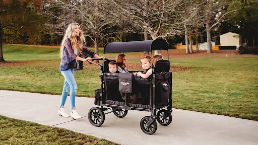 4 Best Wagon Strollers That Will Have Your Kids Riding in Style