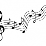 What are the spaces of the bass clef?
