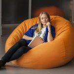 The Amazing History of the Bean Bag Chair