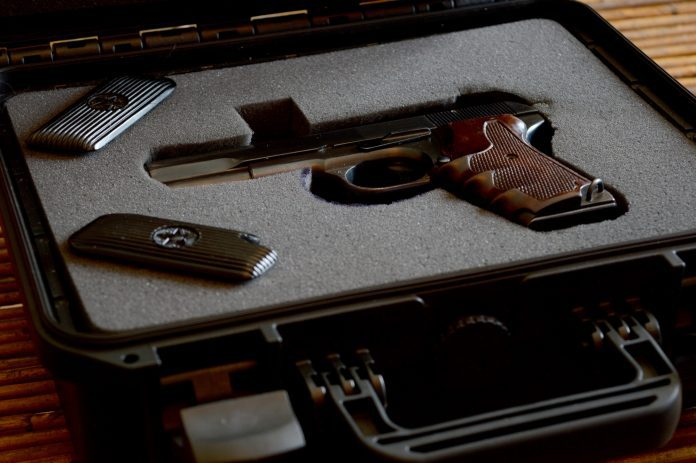 How to Safely Store Your Guns