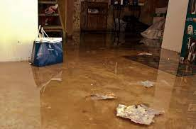 How to clean up the Flooded Basement