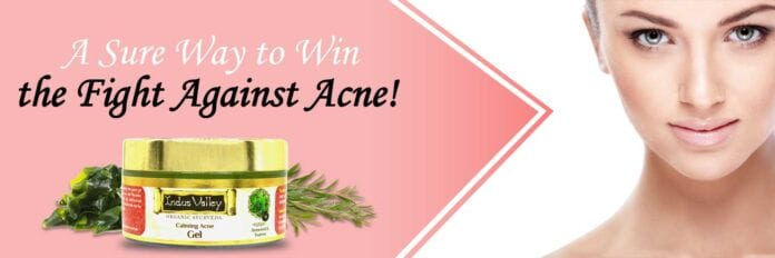 Calming Acne Gel