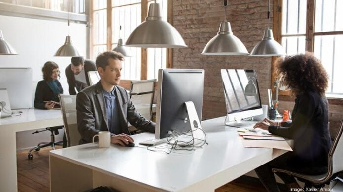 How small businesses monitor their employees