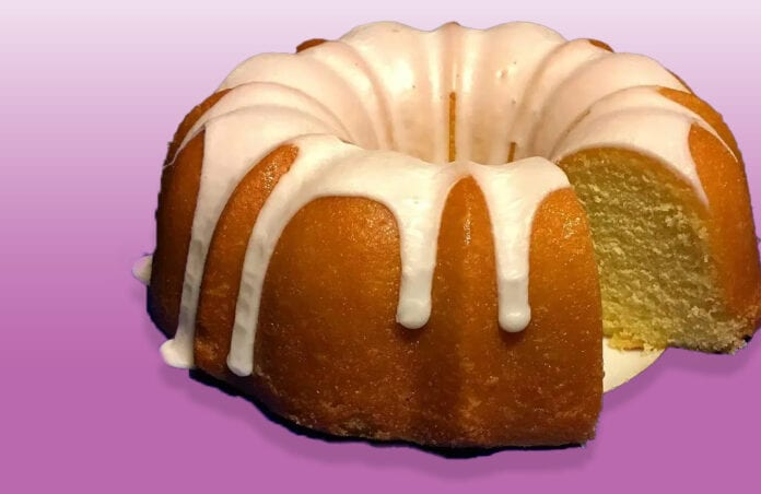 Lemon bliss cake with its characteristic and recipe