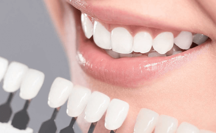 Generally made of food-grade high-quality flexible plastic material, Crest Whitestrips can contain hydrogen peroxide and carbamide peroxide.